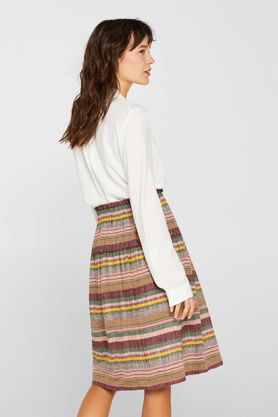 Skirts light woven, LIGHT PINK, detail image number 3