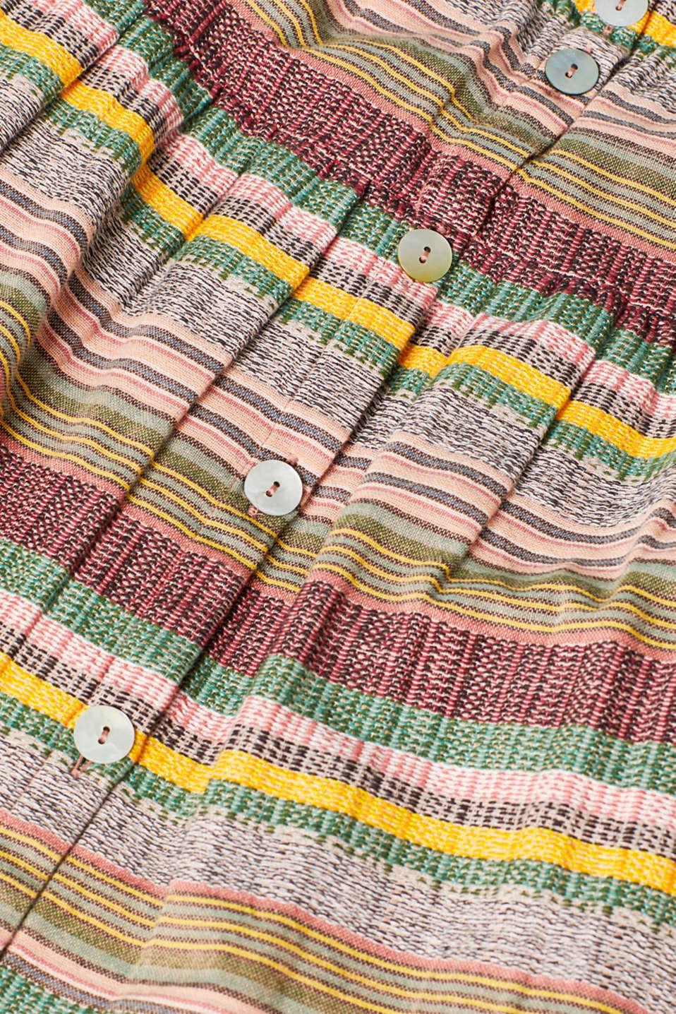 Skirts light woven, LIGHT PINK, detail image number 4