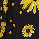 Skirts light woven, BLACK, swatch