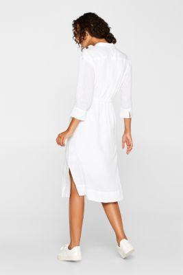 edc – Košilové šaty v pomačkaném vzhledu v našem on-line shopu dd870ec3664