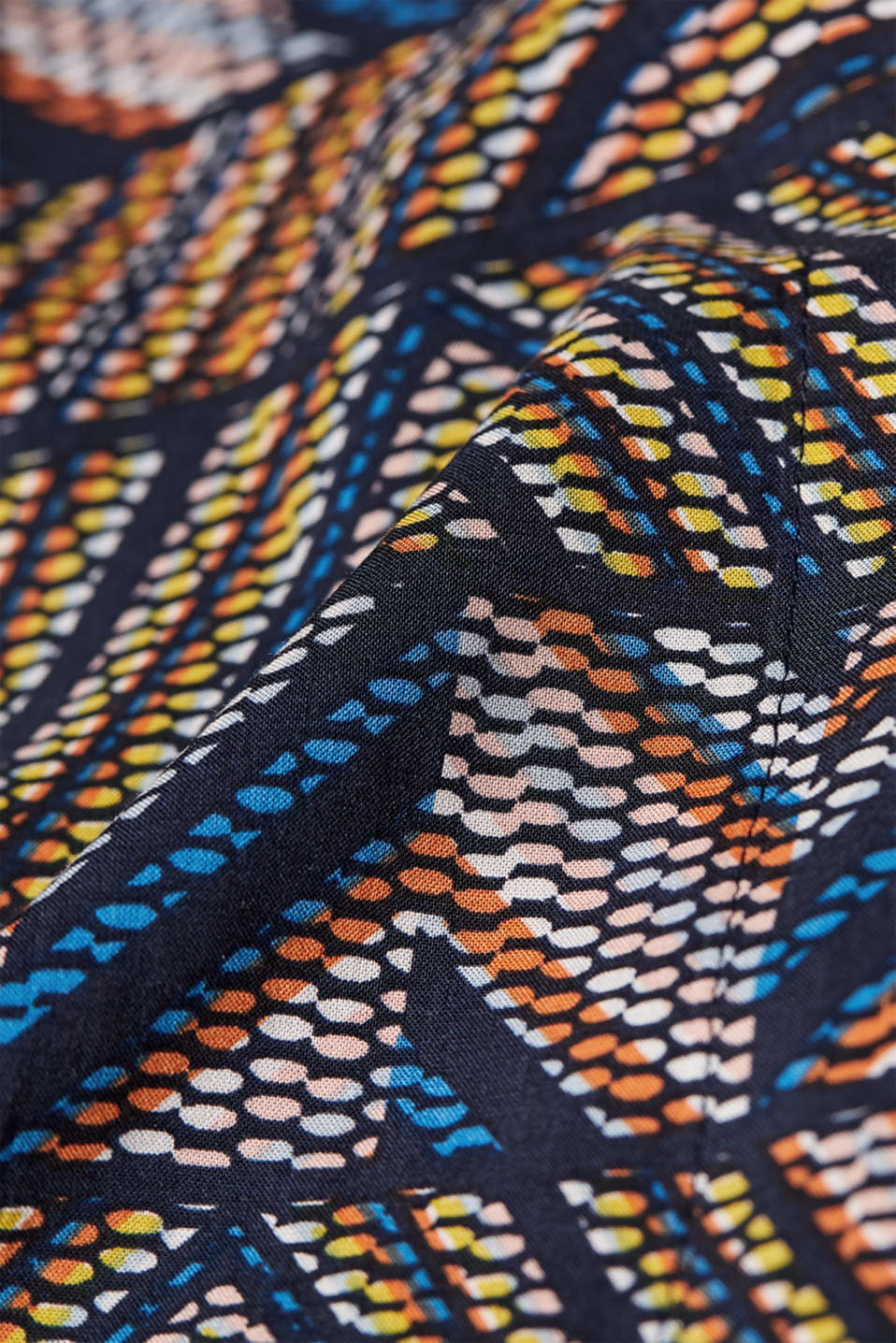 Blouses woven, NAVY 2, detail image number 4