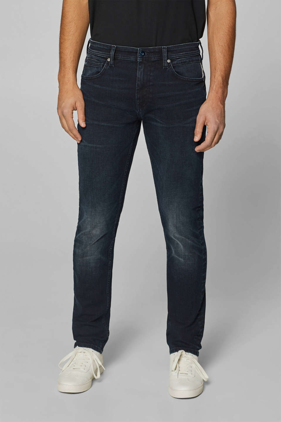 edc - Super stretch jeans with organic cotton