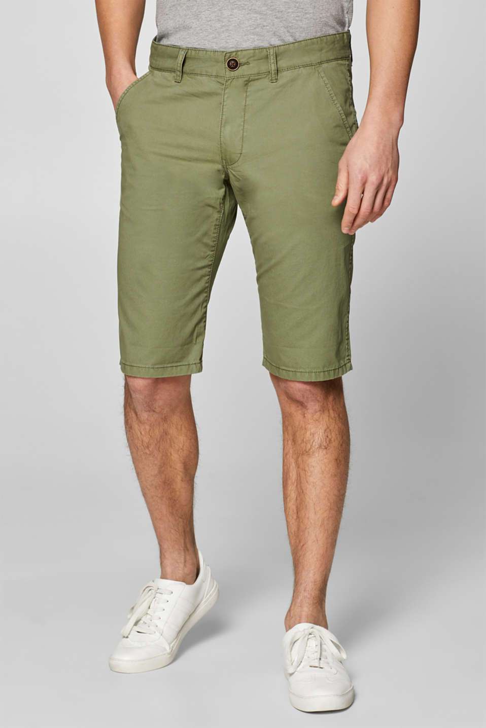 edc - Chinoshort met organic cotton