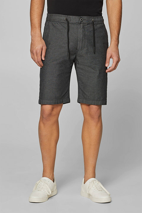 Shorts woven Slim fit