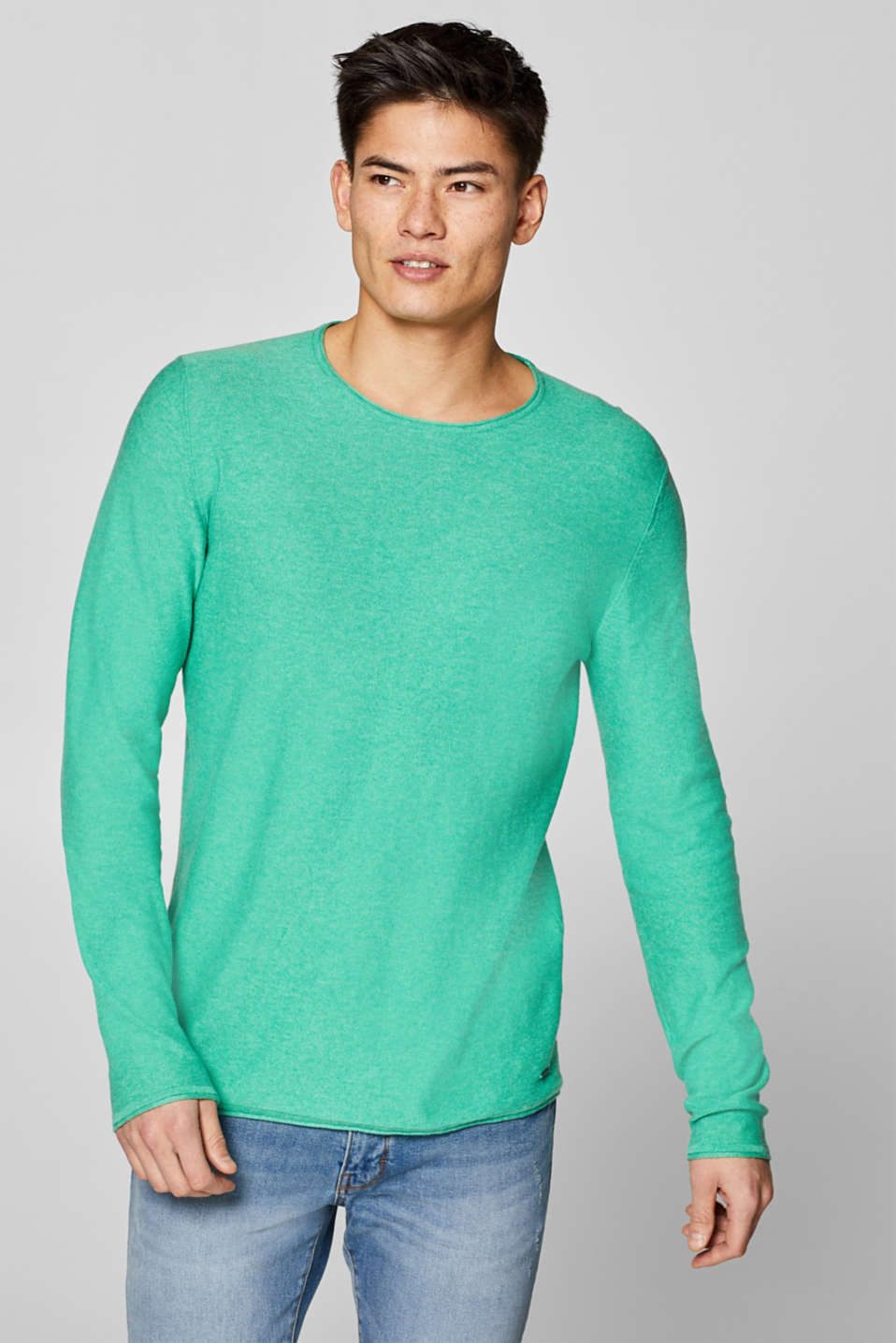 edc - 100% cotton jumper