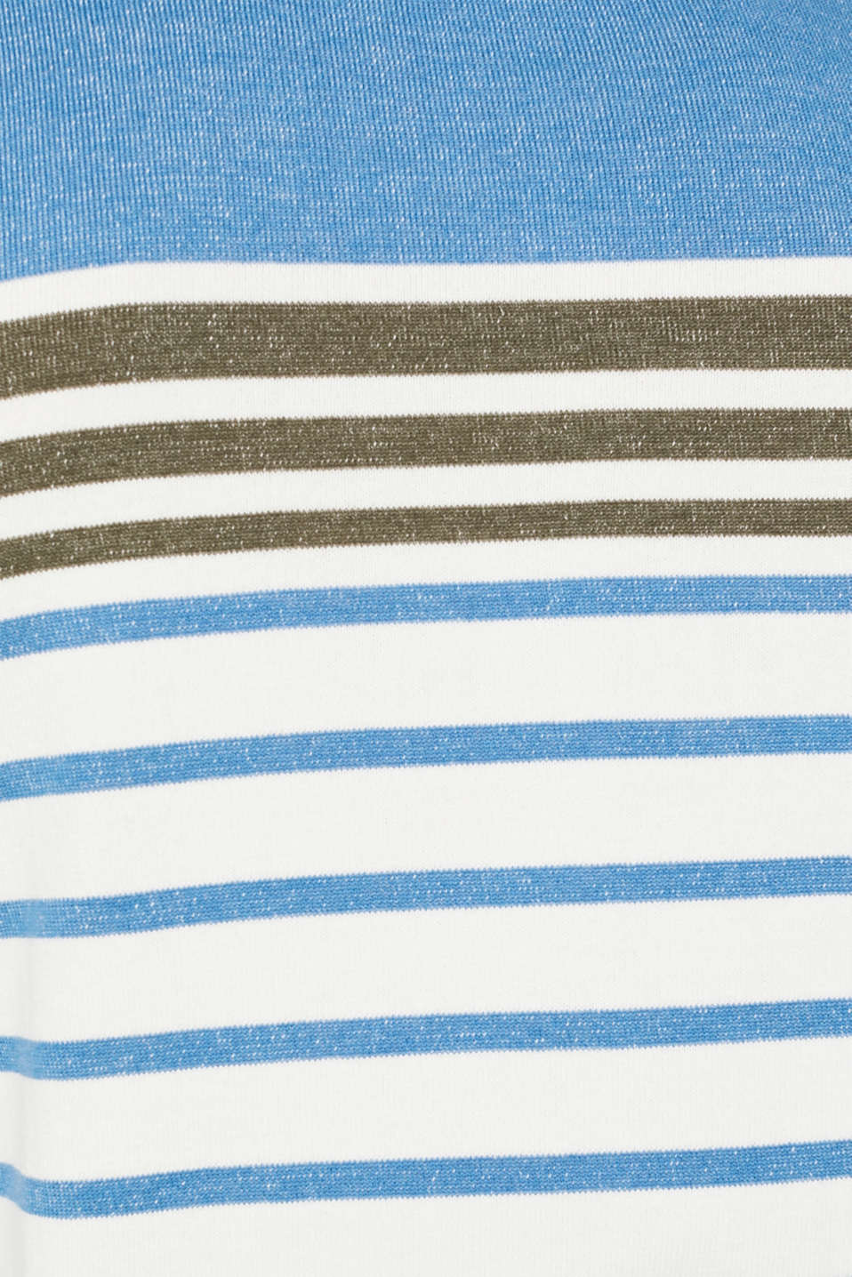 Sweaters, BLUE, detail image number 4