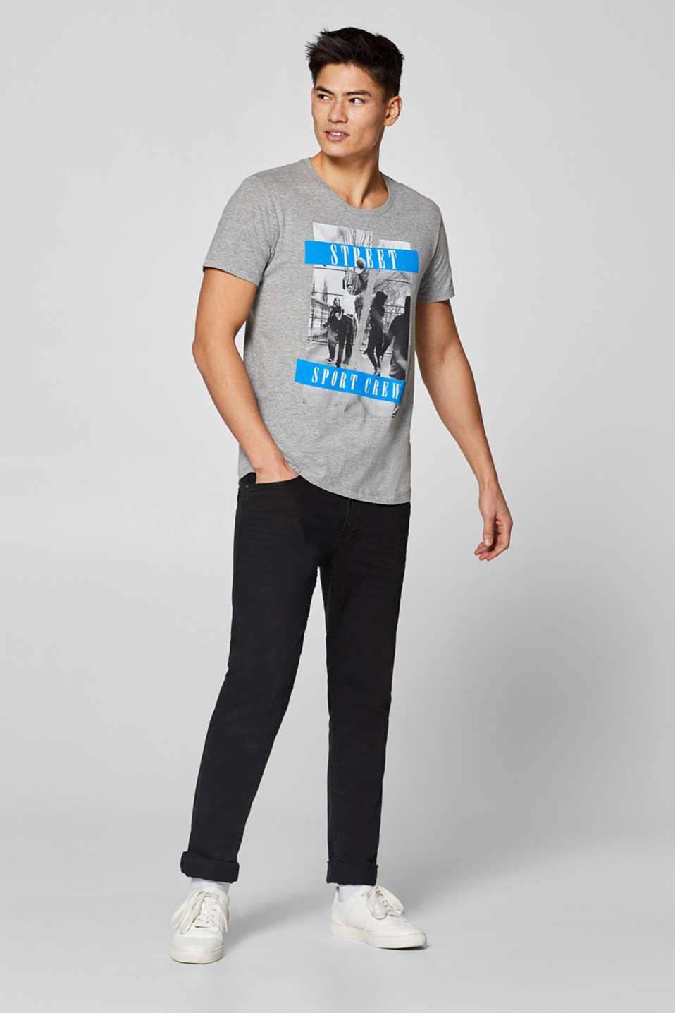 T-Shirts, MEDIUM GREY, detail image number 4