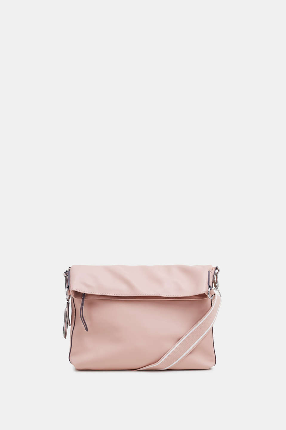 Esprit - 2-in-1 faux leather shoulder bag