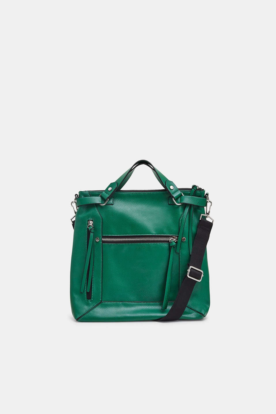 Esprit - Tote Bag in Leder-Optik