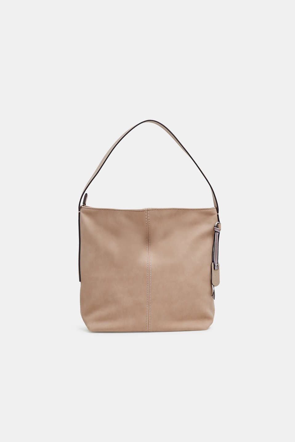 Esprit - Hobo Bag in Nubuk-Optik