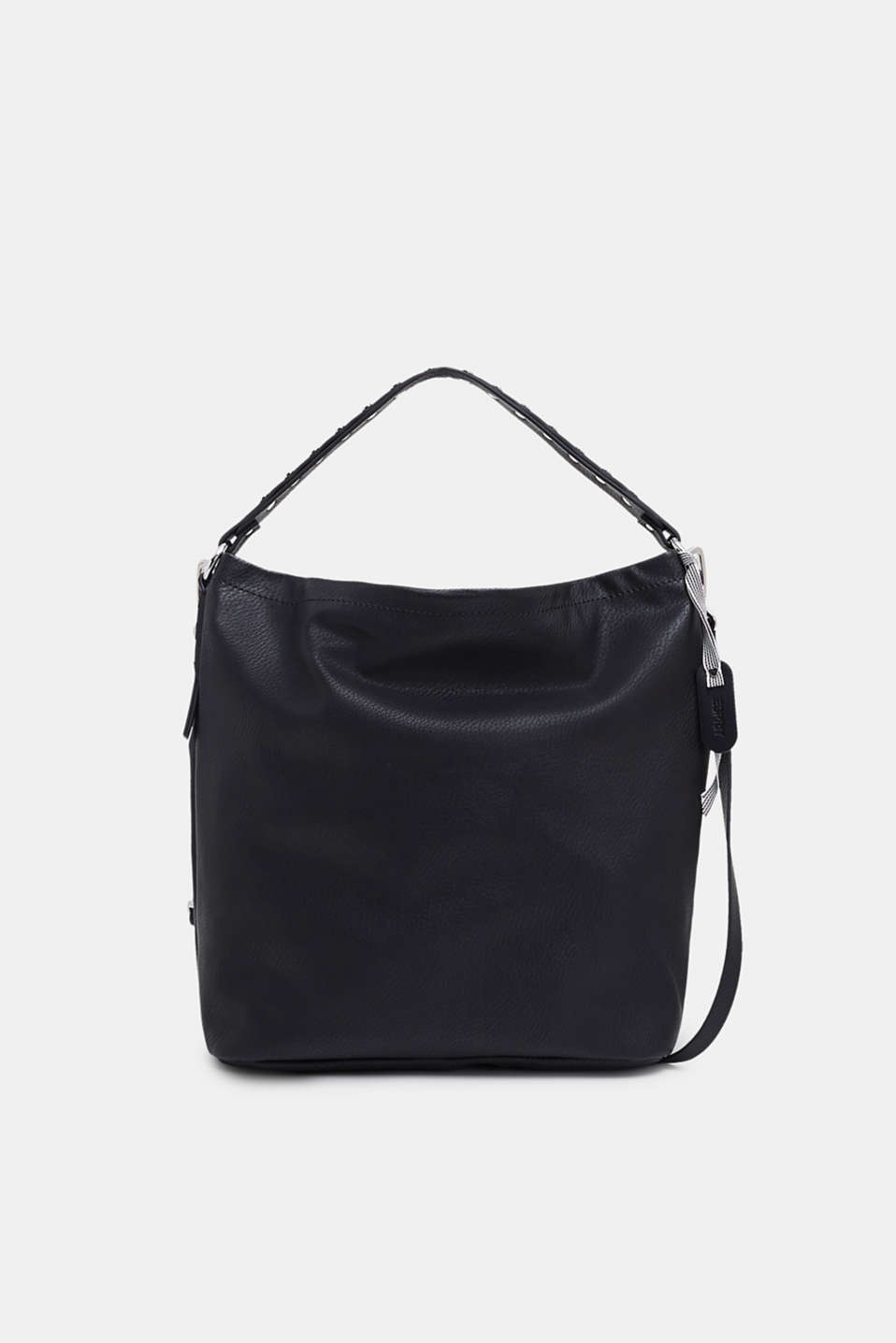 Esprit - Tote bag in similpelle