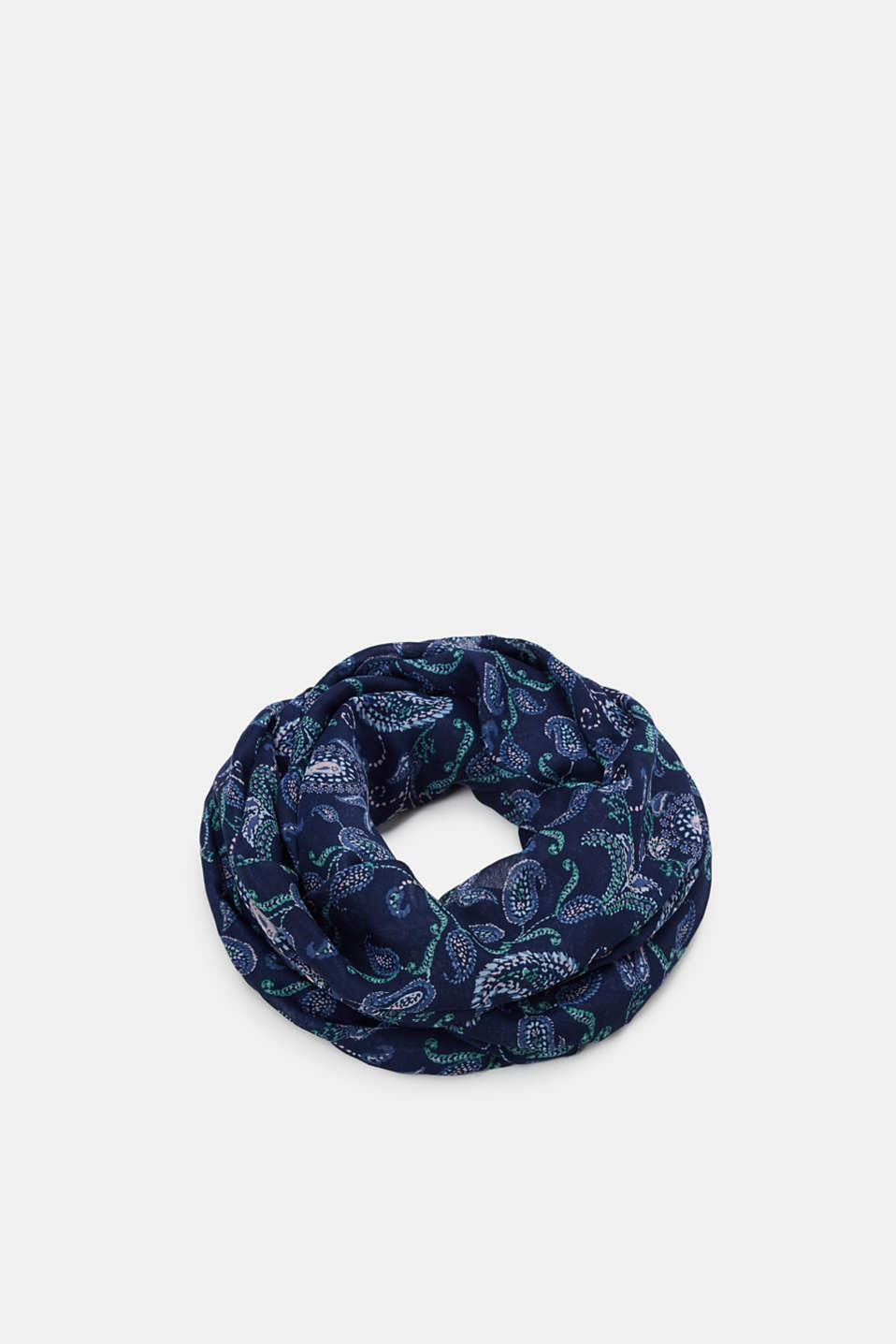 Shawls/Scarves, BLUE, detail image number 0