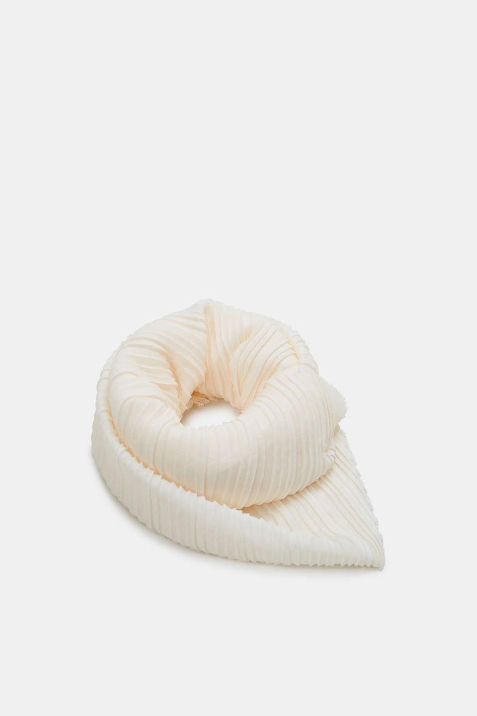 Shawls/Scarves, OFF WHITE, detail image number 0