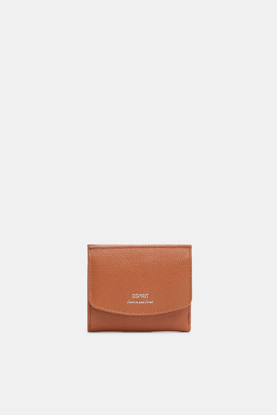 Esprit - Mini wallet in leather