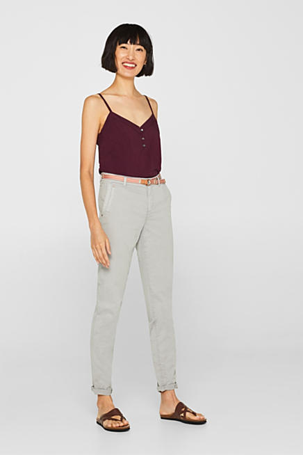 Entdecke Damenhosen Im Online Shop Esprit