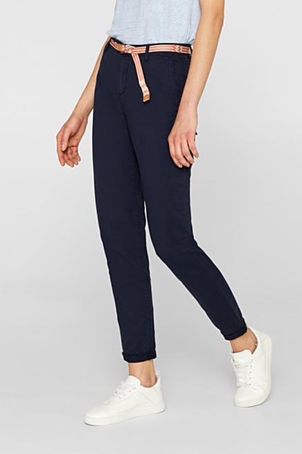 7ba7f35d72f Esprit  Trousers for women at our Online Shop