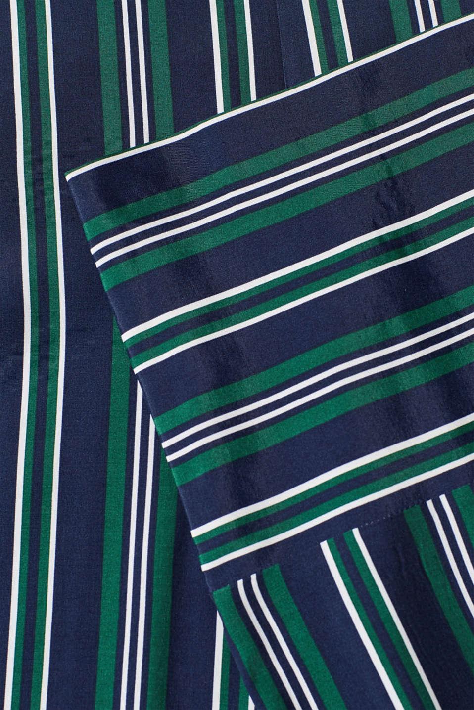 Pants woven, DARK TEAL GREEN, detail image number 4