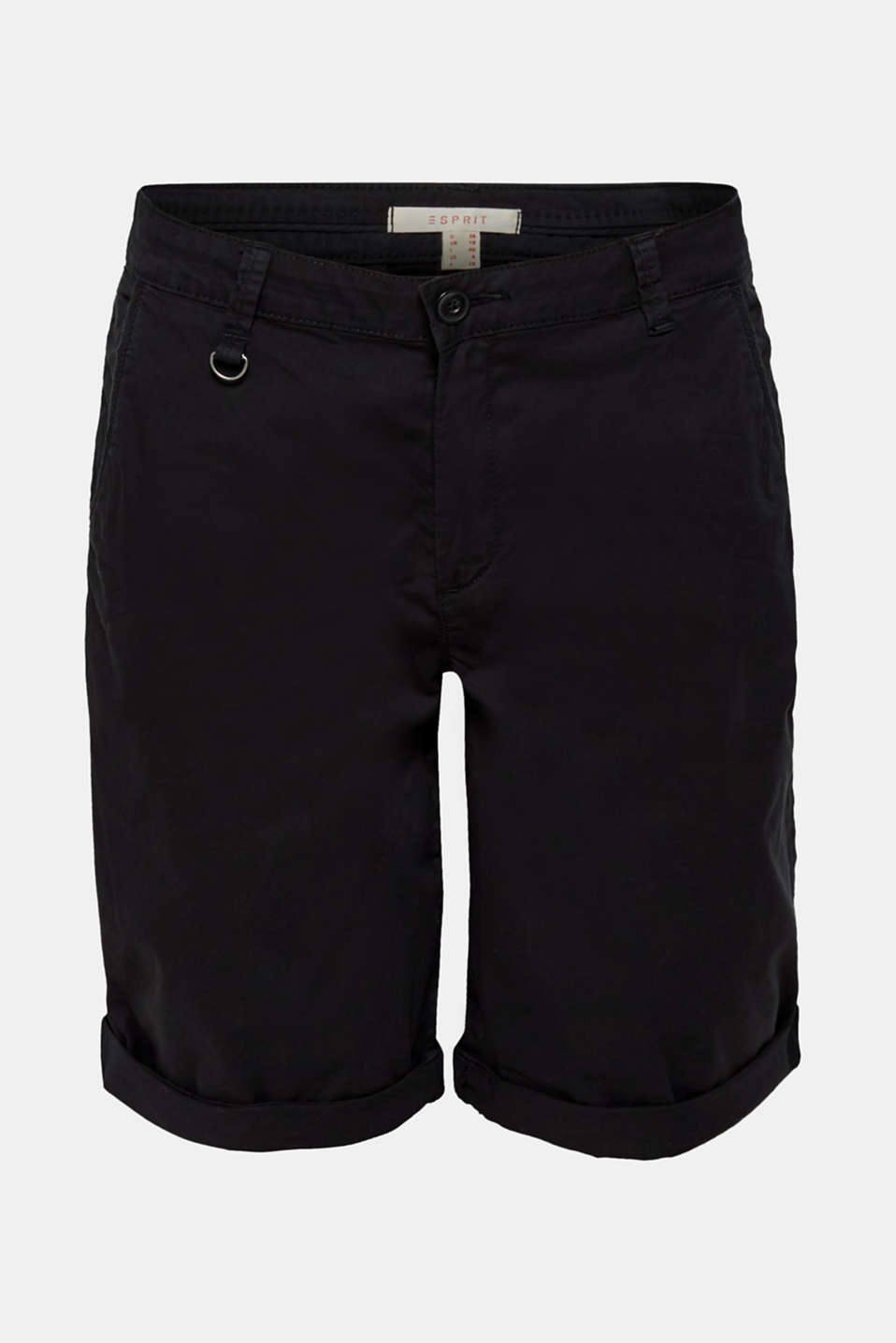 Shorts woven, BLACK, detail image number 7