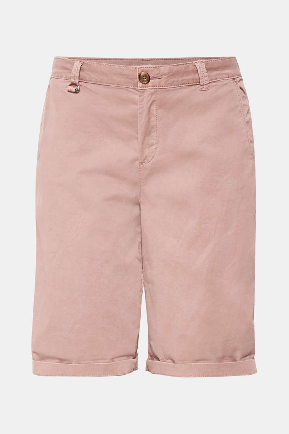 Shorts woven, OLD PINK, detail image number 6