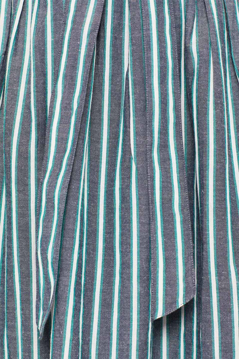 Skirts light woven, GREY BLUE, detail image number 4