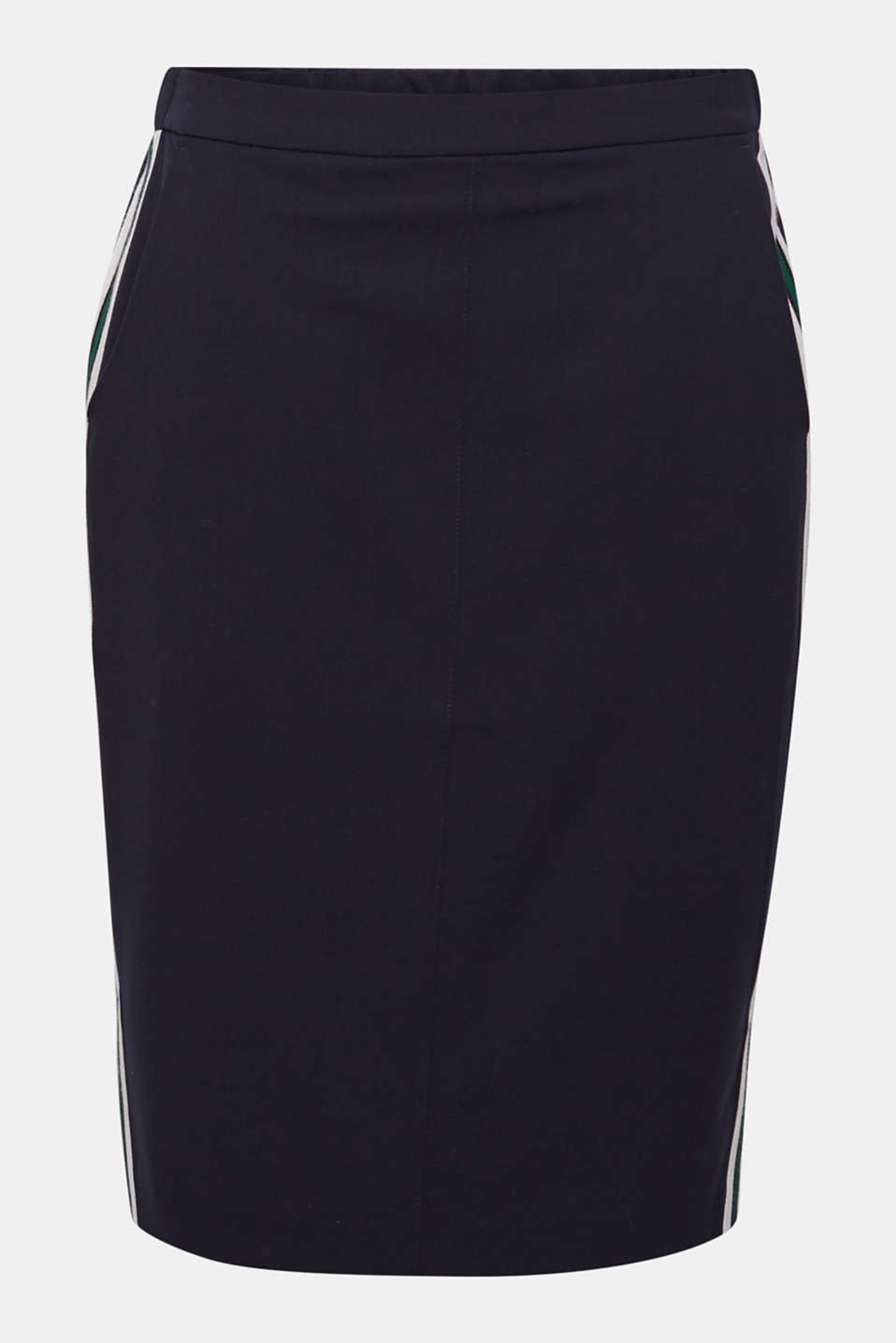 Skirts woven, NAVY, detail image number 8