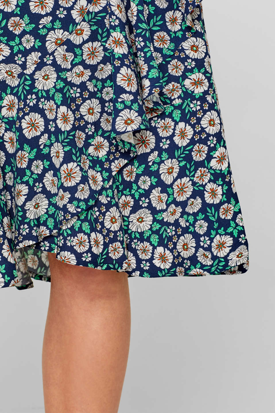 Skirts light woven, NAVY 2, detail image number 2