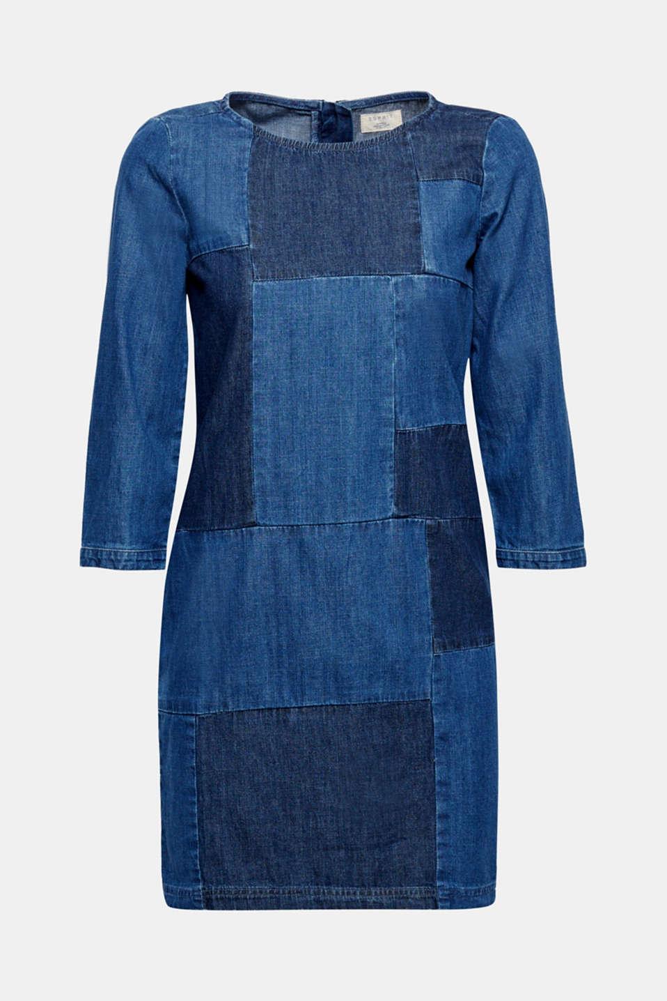 Dresses denim, BLUE MEDIUM WASH, detail image number 5