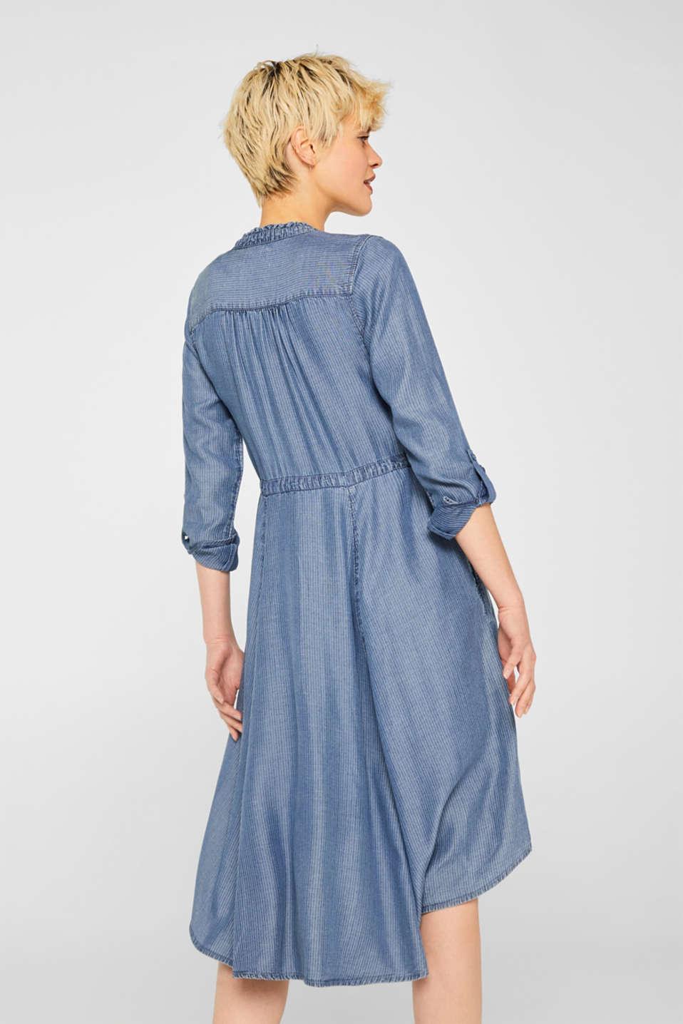 Dresses denim, BLUE LIGHT WASH, detail image number 2