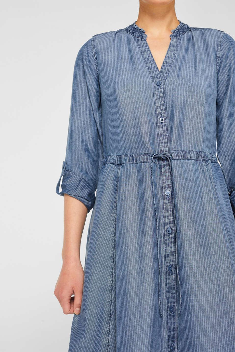 Dresses denim, BLUE LIGHT WASH, detail image number 5