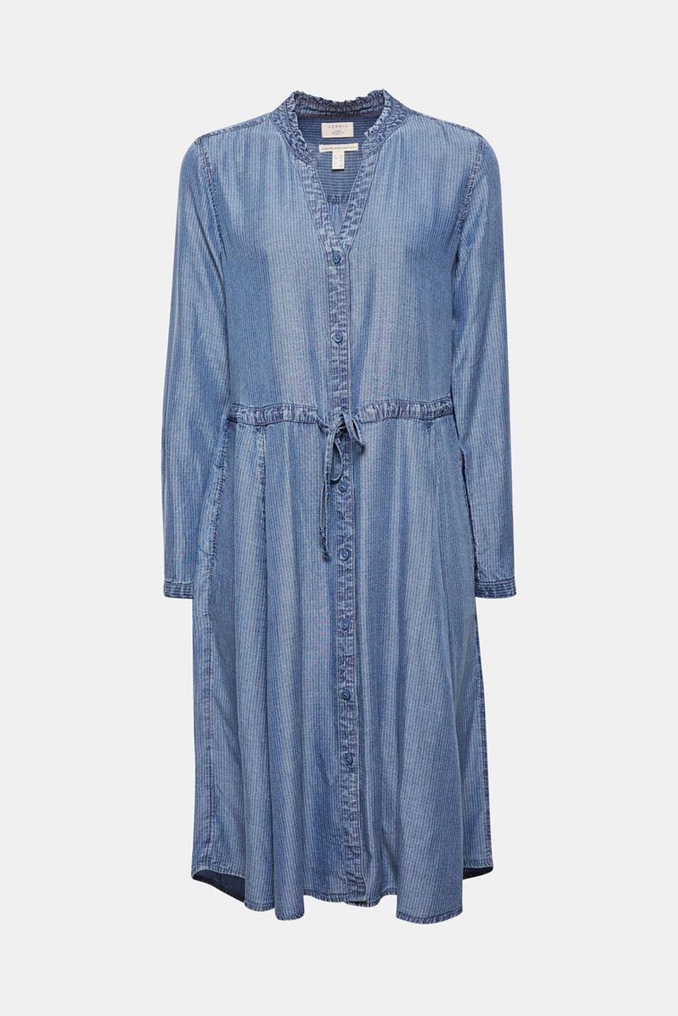Dresses denim, BLUE LIGHT WASH, detail image number 7