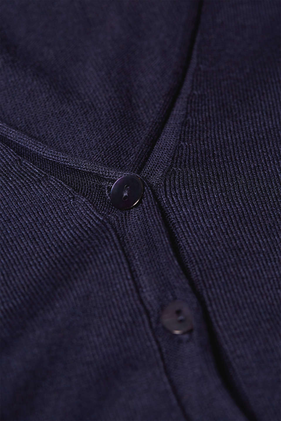 Sweaters cardigan, NAVY, detail image number 3