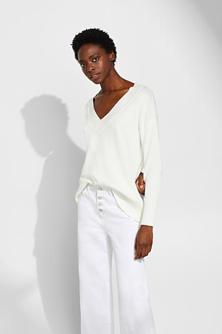 1299985f16 Organic cotton blend jumper