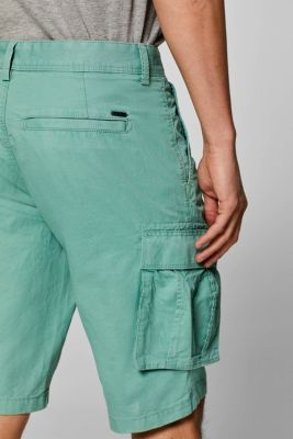 81641872d5 Esprit - Cargo shorts with organic cotton at our Online Shop