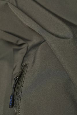 Jacket with adjustable hood, DARK GREY, detail