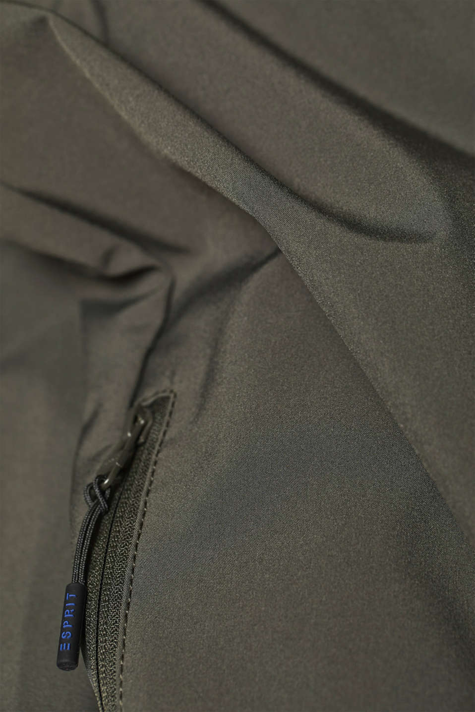 Jacket with adjustable hood, DARK GREY, detail image number 4