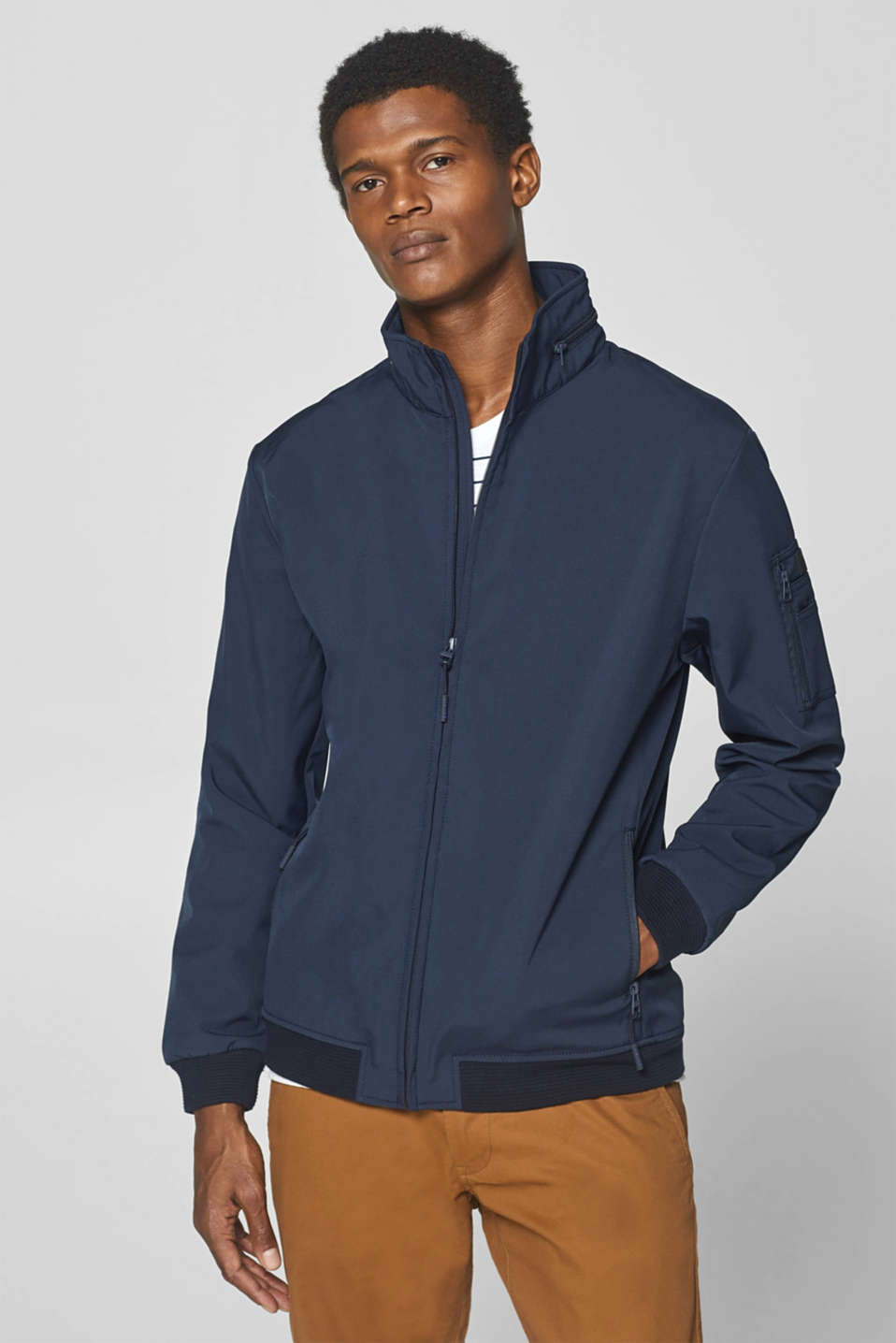Esprit - Jacket with adjustable hood