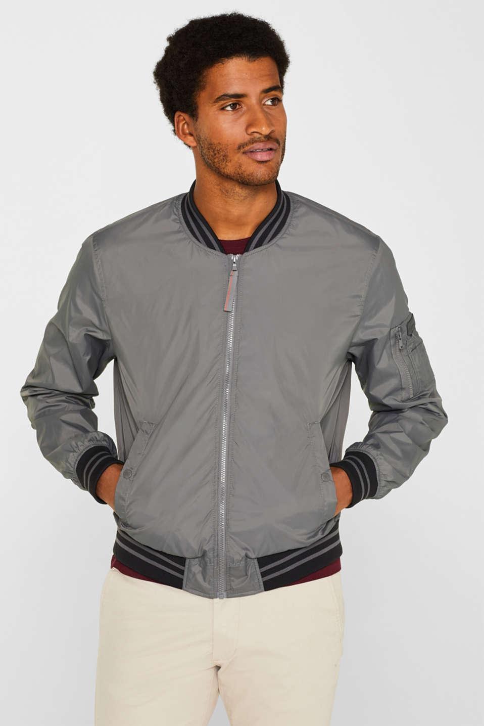 e282099f3 Esprit - Nylon bomber jacket at our Online Shop