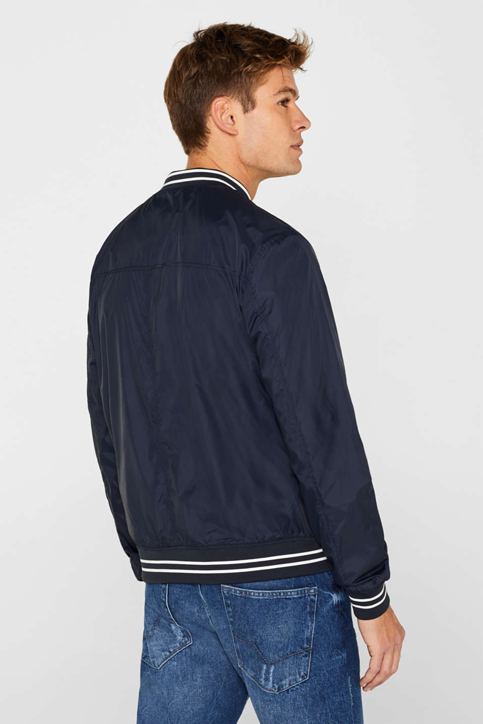 Jackets outdoor woven, NAVY, detail image number 3