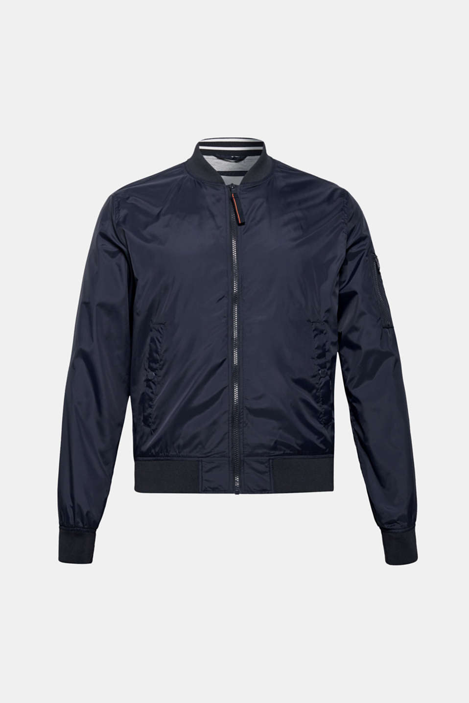 Jackets outdoor woven, DARK BLUE, detail image number 5