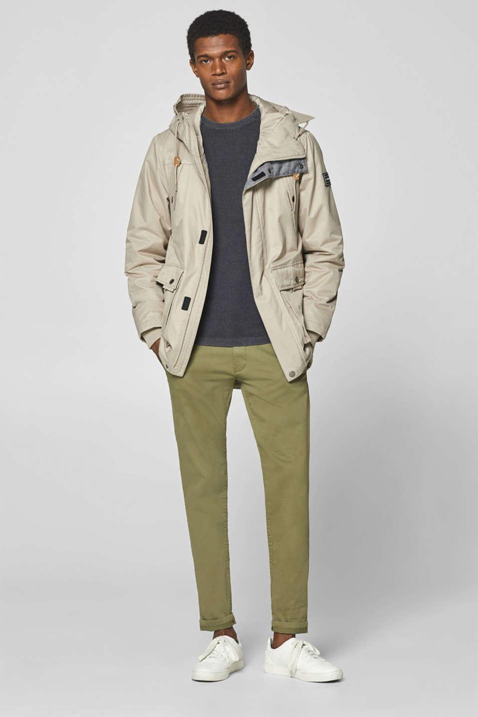 Sweaters, MEDIUM GREY, detail image number 1