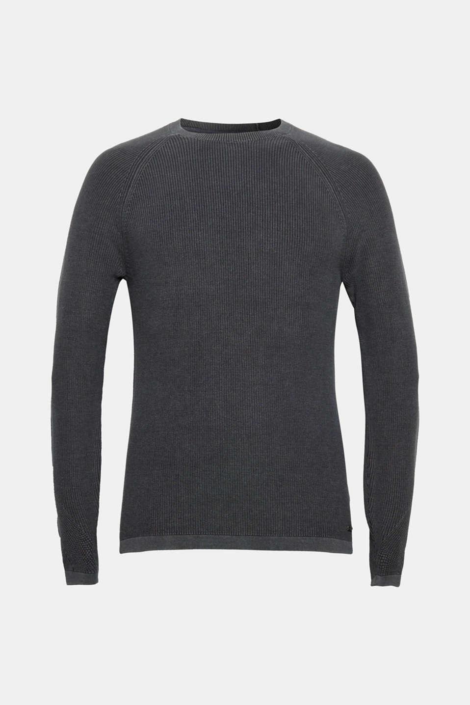 Sweaters, MEDIUM GREY, detail image number 5