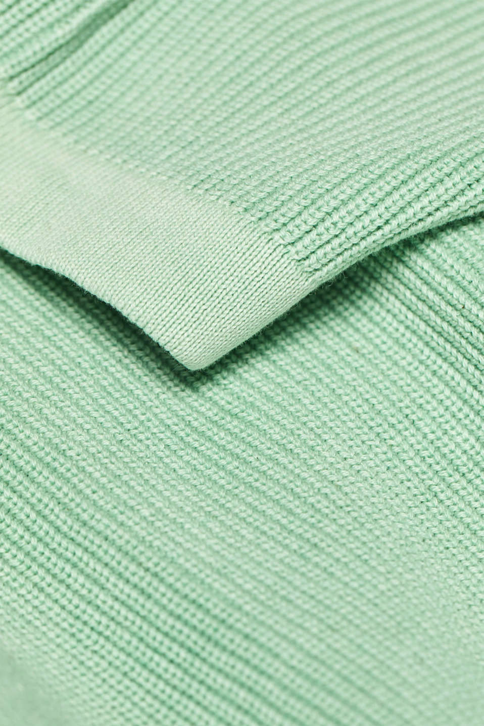 Sweaters, GREEN, detail image number 4