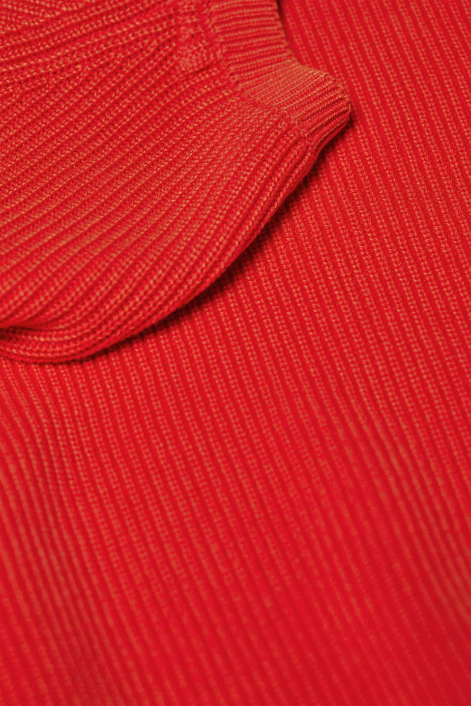 Sweaters, RED, detail image number 5