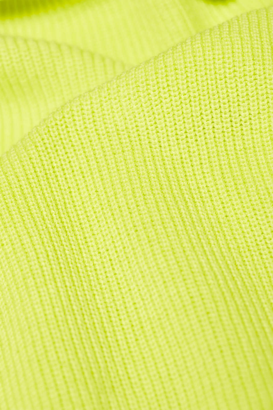 Sweaters, BRIGHT YELLOW, detail image number 5