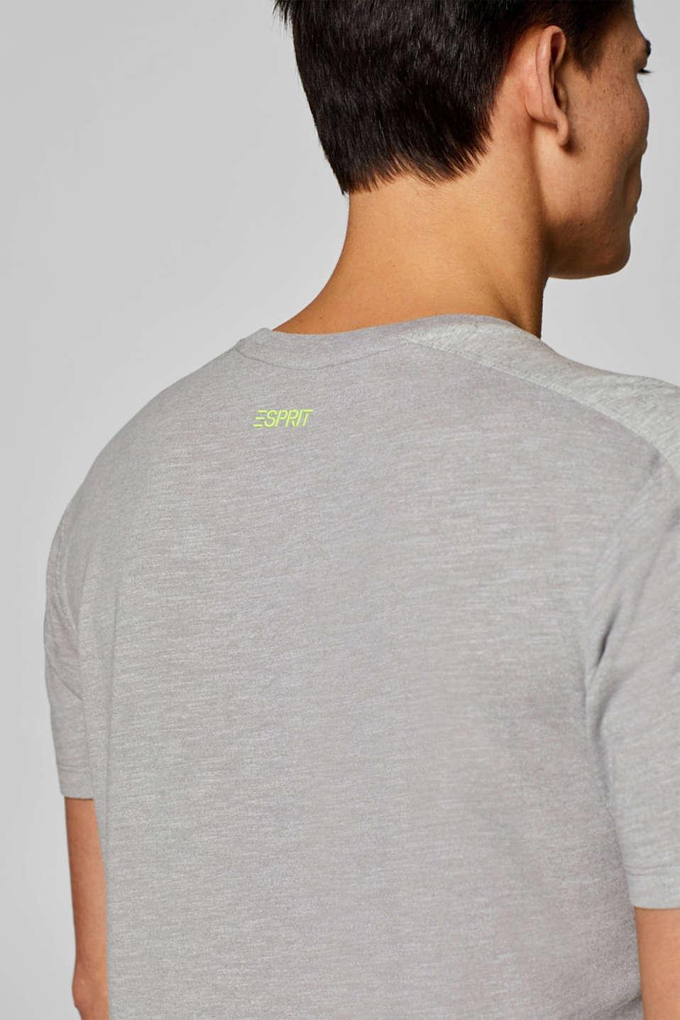 T-Shirts, LIGHT GREY, detail image number 4