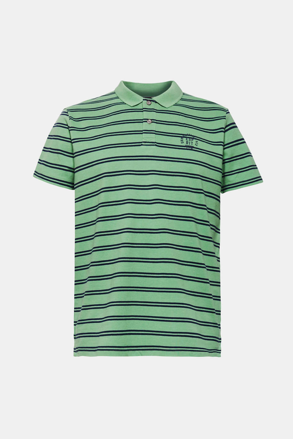 Polo shirts, GREEN, detail image number 7