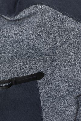 Jersey athleisure top