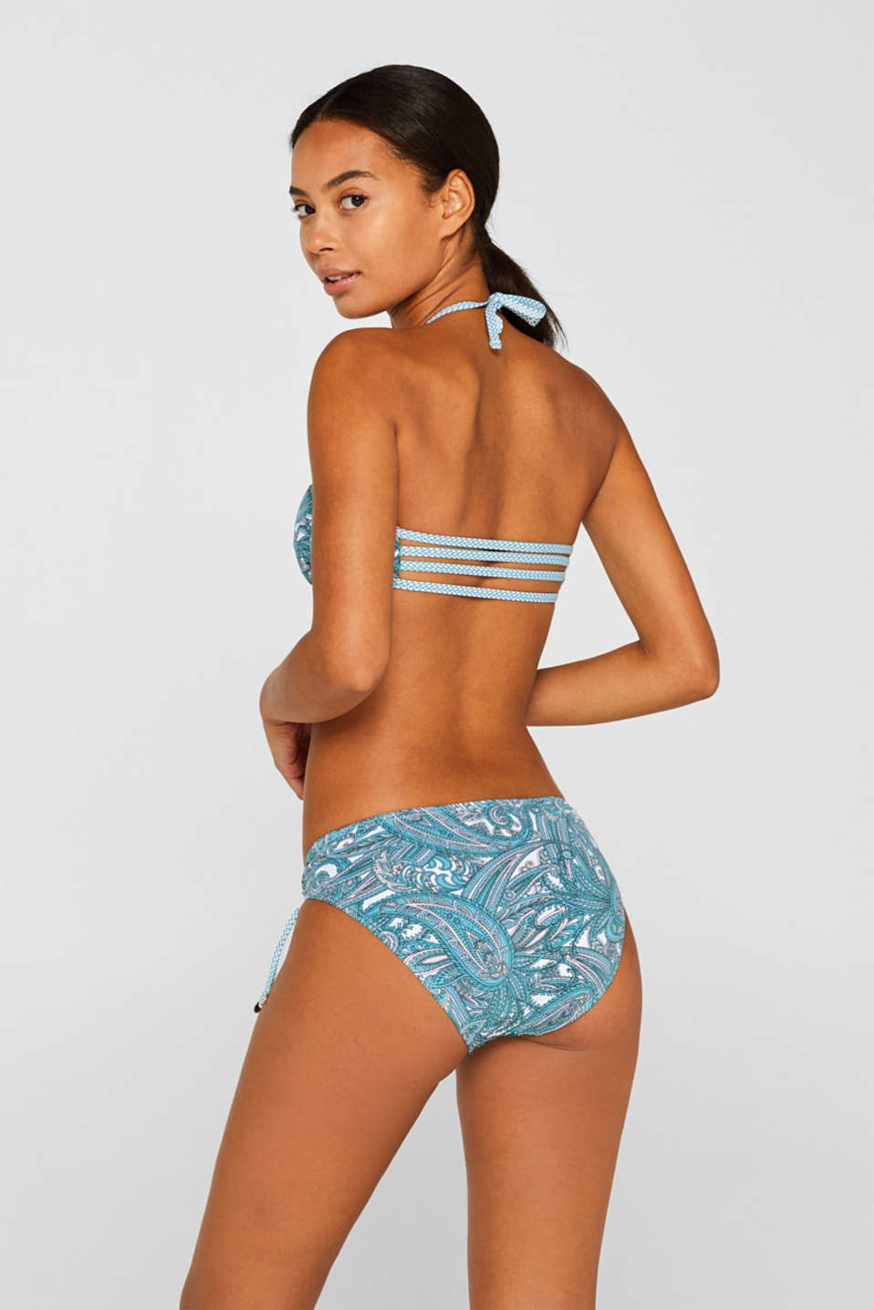 Beach Bottoms, TURQUOISE, detail image number 2