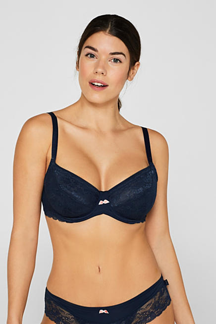 11e06d045e Unpadded underwire bra for larger cup sizes