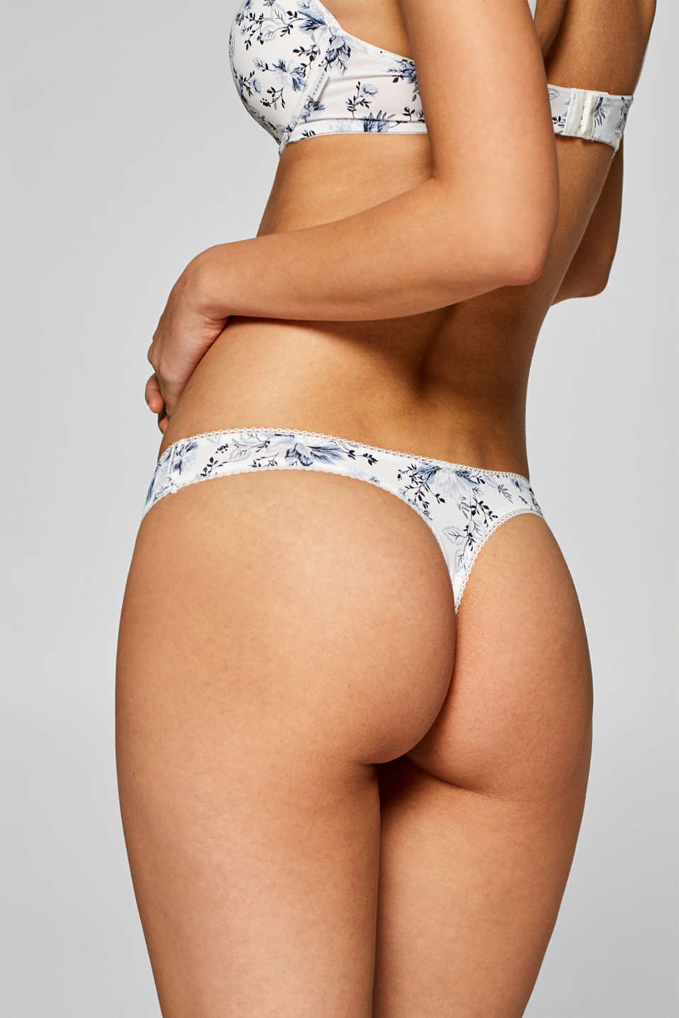 Bottoms, OFF WHITE, detail image number 1